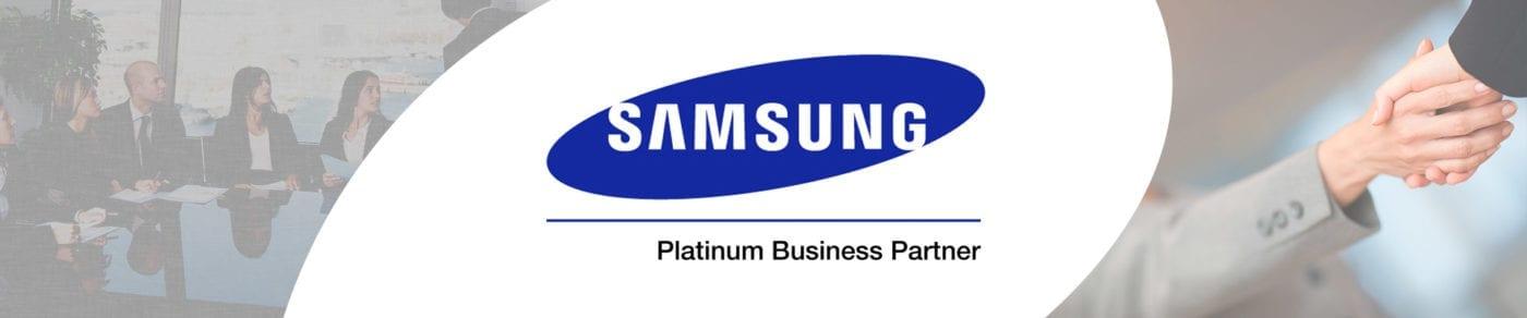Samsung Platinum Partner