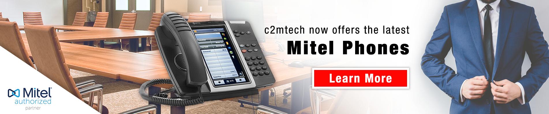 Mitel Phones