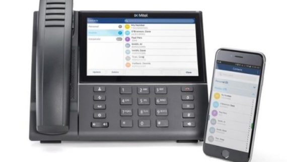 mitel business phone
