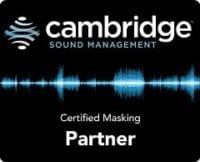Cambridge Sound Masking Partner