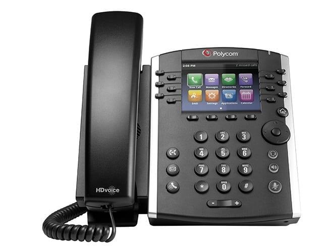 Polycom VVX 411 phones