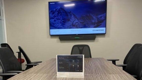 microsoft team rooms
